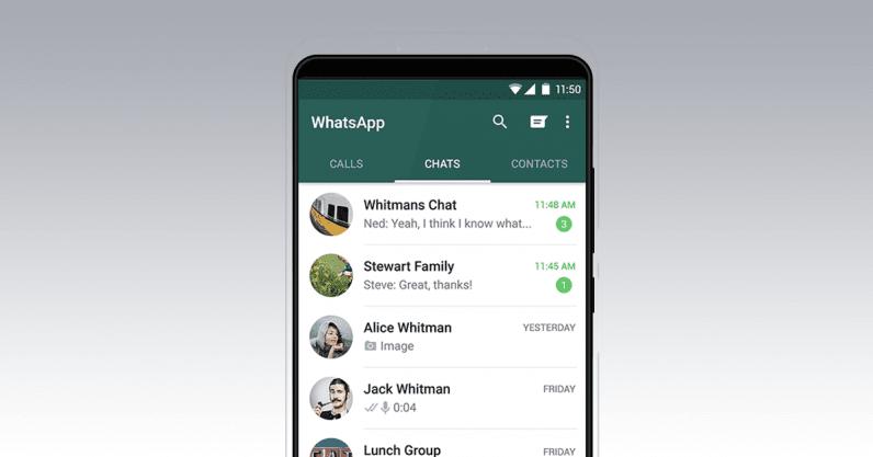 WhatsApp vai ter mensagens auto-destrutivas em grupos