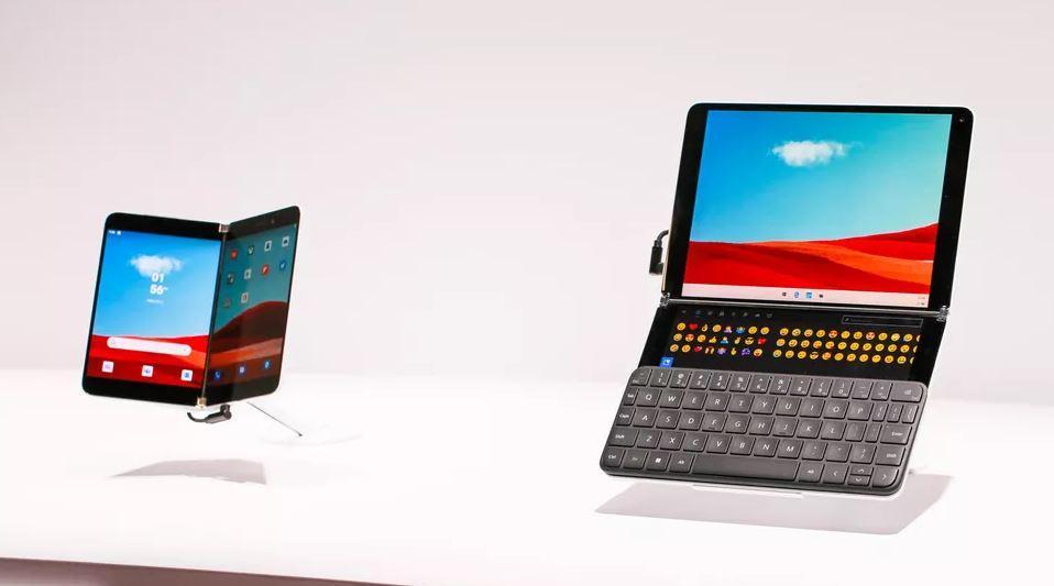 Maganese, versão do windows 10 para smartphones dobráveis começará a ser testada em breve